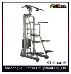 ASJ-A008 Easy Chin/Dip/Strength Machine/Fitness Equipment