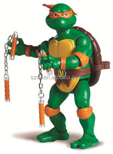 4inch various TMNT figure for hot sale/naruto action figures for sale