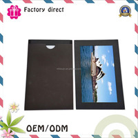 Magnet wooden photo frame and high quality fridge magnet