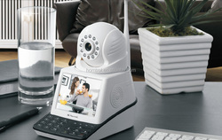 For Nanny use!! Mobile Phone Direct Connection Wireless WiFi IP Security Baby Kids Monitor Camera