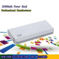 high capacity universal power bank 9600