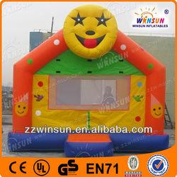 House style PVC tarpulin buy bounce house wholesale
