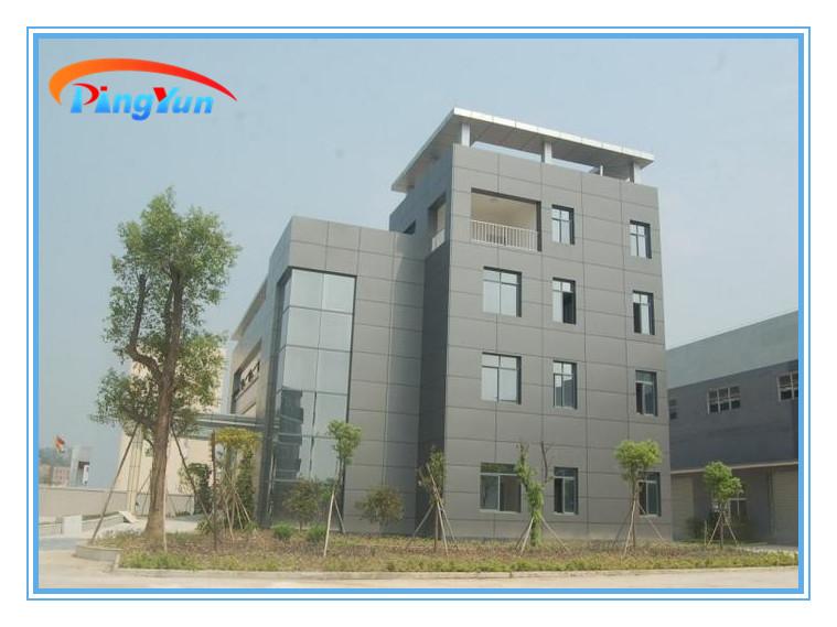 Высокое качество алюминиевые композитные панели для стен / ACP строительный материал