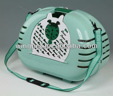 plastic dog houses,plastic air dog cage/carrier/crate