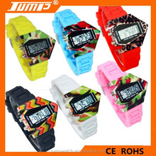 LED watches new aircraft electronic watches personalized ceramic surface spray fashionable lady watch 30m waterproof