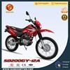 Powerful 200cc Water Cooled Euro III Dirt Bike SD200GY-12A