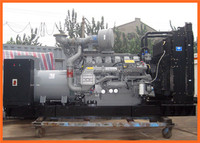 diesel generator magnetic power by Perkins engine with Stamford/Marathon/Lingyu alternator for sale
