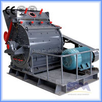 SBM low price easy handling calcite hammer crusher