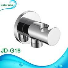 titular de la ducha ducha soporte de ángulo de la mano de ducha bidet titular titular de aerosol