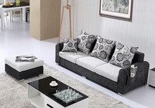 Modern design 3 seat fabric sofa,Small spaced household washed sofa