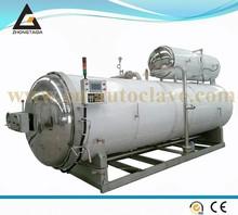 Plastic Bottle Steam Sterilizer Retort Machine