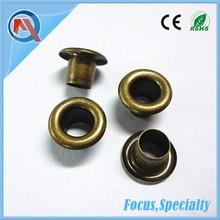 9mm Brass Round Garmmet Eyelets for Clothing