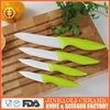 8 inch 6 inch, beautiful 94.8% zirconium oxide ceramic peeler ceramic kitchen knife set