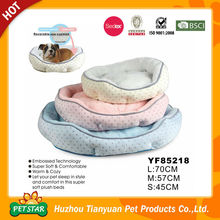 High Quality Indoor Elegant Design Reversible Use Cushion New Pet Bed
