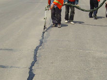 Road pouring glue,urban roads maintain pouring glue