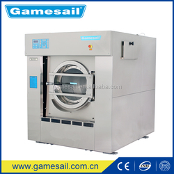 China Fully-auto used industrial washing machine from Shanghai Gaesail machinery group with long history and high qualitym