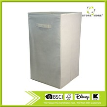 2015 Hot Sale Non-woven Collapsible Laundry Basket, One Handle