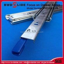 skillful manufacture bedroom cabinet drawer slide BWD3051L-18