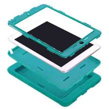 New Product shock proof hybrid tpu pc case for iPad mini