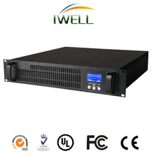 RD Series 1k-10kva CE/ISO/UL Single Phase 19 Inch Online Rack Mount UPS