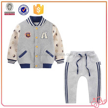 sport new design branded china factory winter children clothing