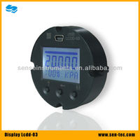 Lcd loop powered indicator LCDD-03 for universal instruments