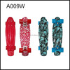 Fashion new style water transfer printing skareboard,penny board