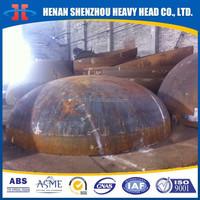 ASME Flange&Dish Hi Crown - Large Elliptical Tank Heads