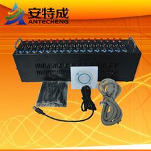 Bulk sms sending and mobile recharge gsm Cinterion TC35i modem 16 port modem pool