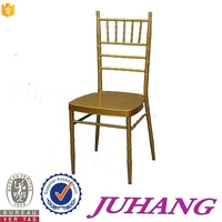 Foshan wholesale white outdoor wedding folding chairs for wedding reception
