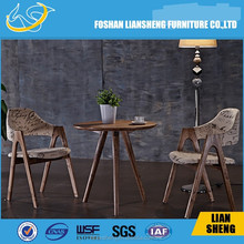 A026 hot sale matel banquet chair hotel chair wood chairs