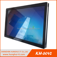 Wall Mounted android AD all in one pc monitor display