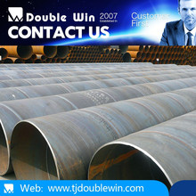 SSAW API 5L pipe manufacturing