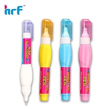 Shake 'n squeeze Soft squeeze barrel correction fluid pen
