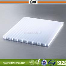 Iso 14001 flexible impermeable transparente lámina de plástico
