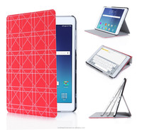 Folio smart cover for Samsugn Tab A 9.7 inch with different angles, For Samsung Tab A 9.7 high quality folio case cover