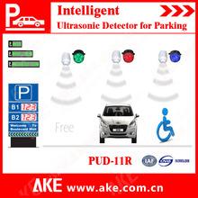 Car Park System with Parking Guidance System for Big Car Parking