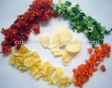bulk organic mixed dehydrated vegetables