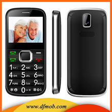 Big Keyboard 2.31 INCH GSM GPRS Quad Band MTK6260A SOS Cheap Elder Cellphone H2301