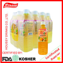 06 Pineapple Juice Low Sugar Fruit Extracted Aloe Vera Juice