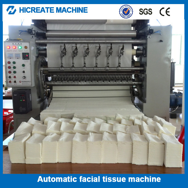 HC-L Automatic N-folding Towel making machine