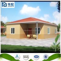 Prefab Shipping Foam Cement Panel Modern house design