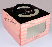 cake packaging/cake box/ cake cup