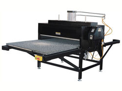 Pneumatic Large Heat Transfer Sublimation Printer from direct factory in China