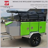 2015 New aluminum travel trailer manufacturers