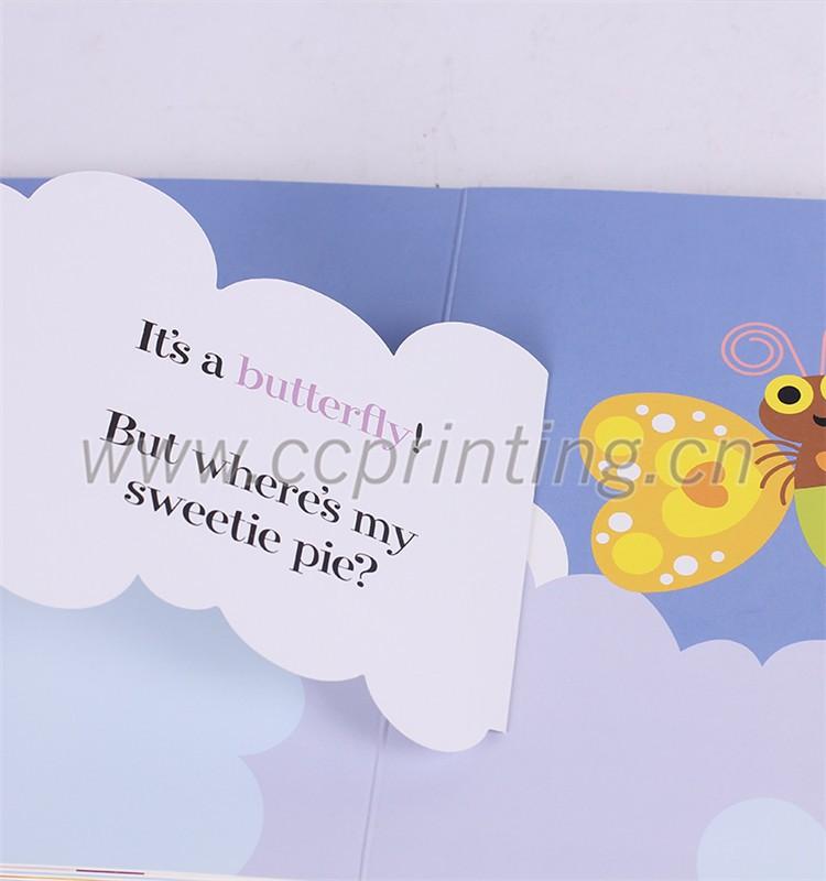 printing children board book