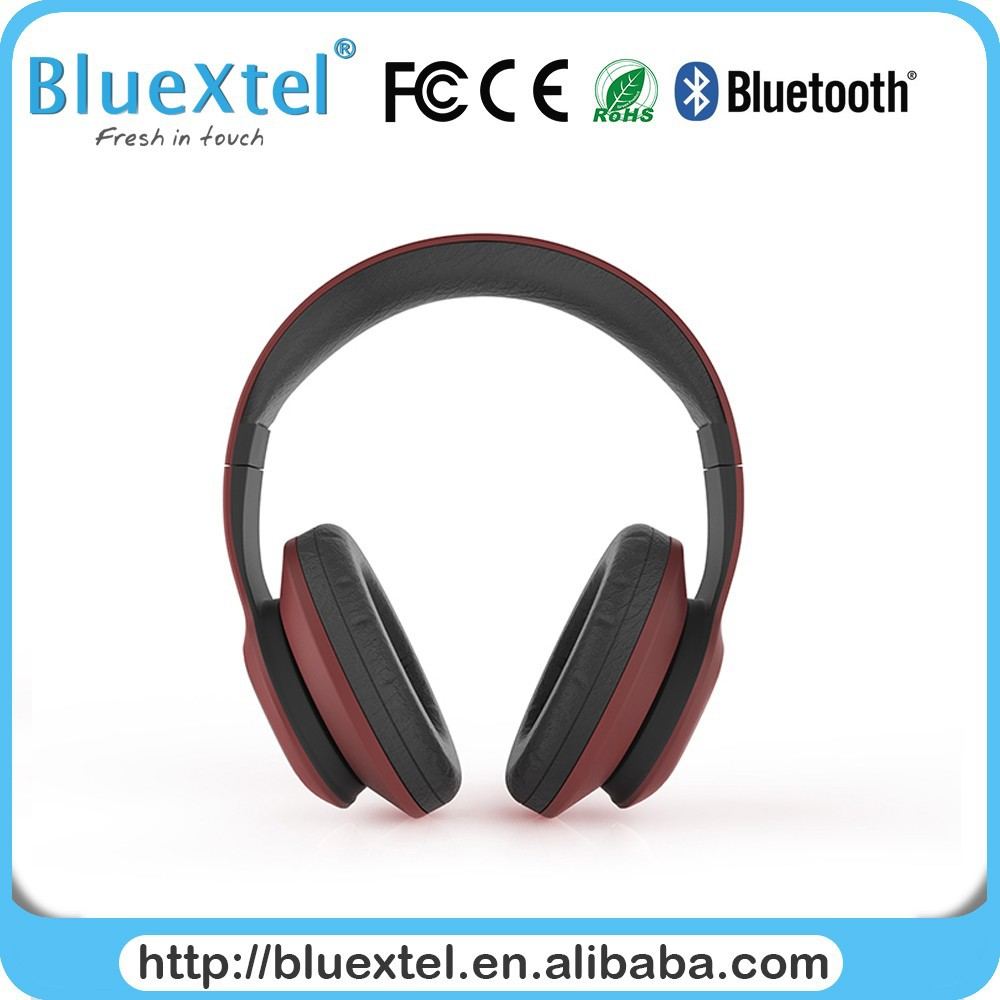 Made In China Bluetooth Headset Headphone Without Wire