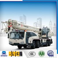 36 ton 5 sections boom truck crane, high quality truck crane