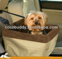 Comfort coral booster seat for small dog on car dog carrier supplier wholesale