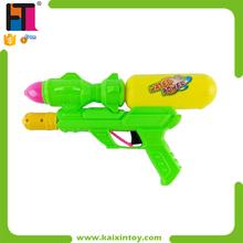 2015 heißer verkauf kinder kunststoff sommer spielzeug handspritzpistole